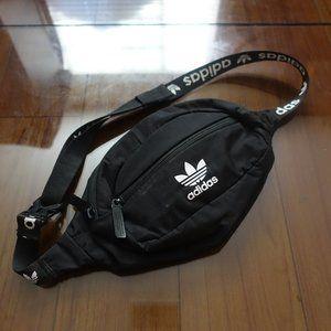 Adidas National Waist Pack Hip Pack - Black